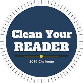 clean your reader, ebook challenge, ereader challenge, 2016 reading challenge