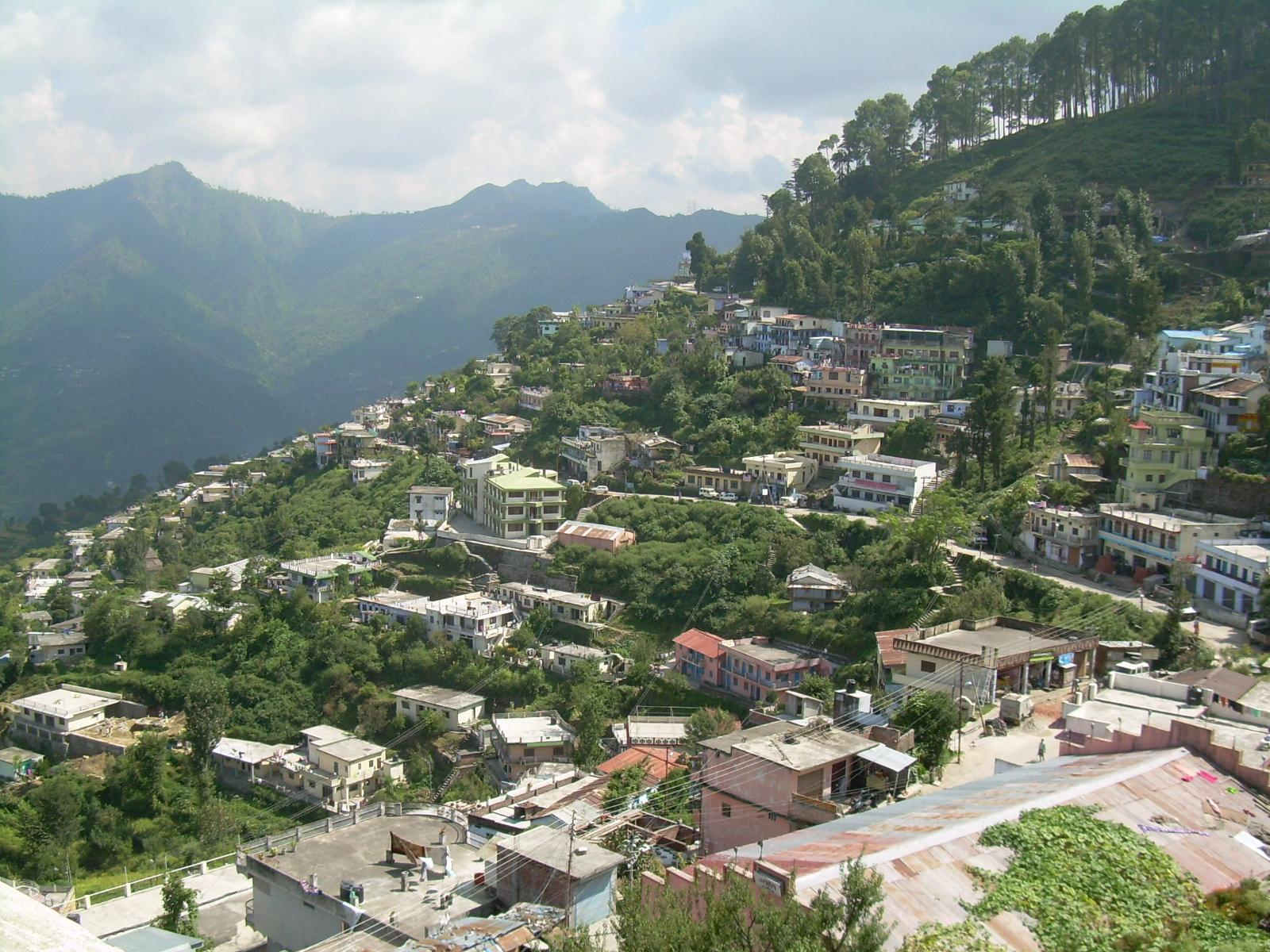 Villages and towns of Uttaranchal: April 2011