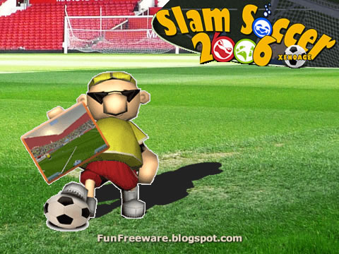Slam Soccer 2006 screenshot image