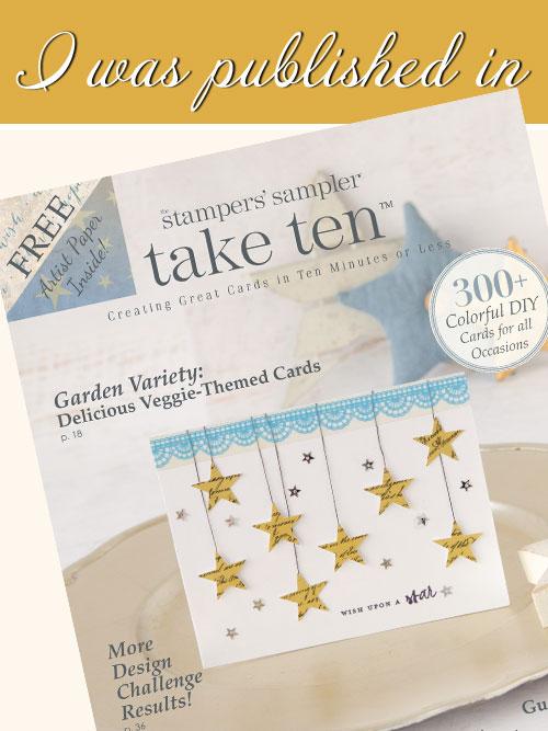 Take Ten - Spring 2017