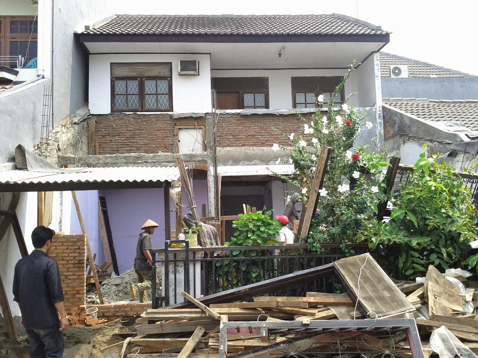 Renovasi Rumah Lama