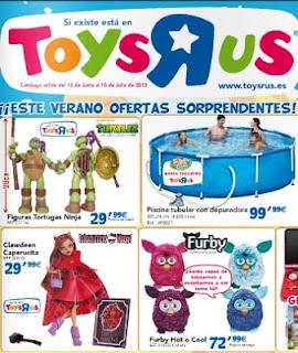 Catalogo de juguetes toysrus verano 2013 for Piscina de bolas toysrus