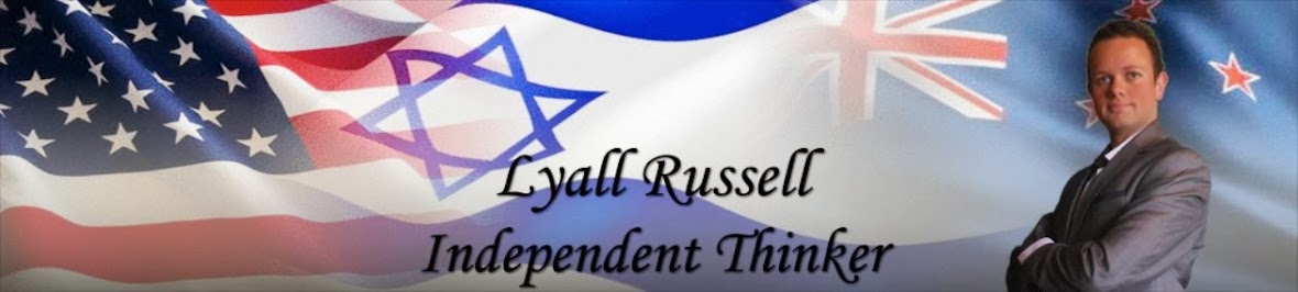 Lyall Russell ~ Independent Thinker