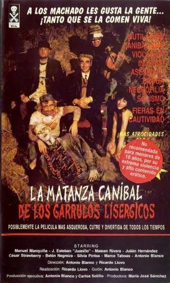 La Matanza Caníbal de los Garrulos Lisérgicos