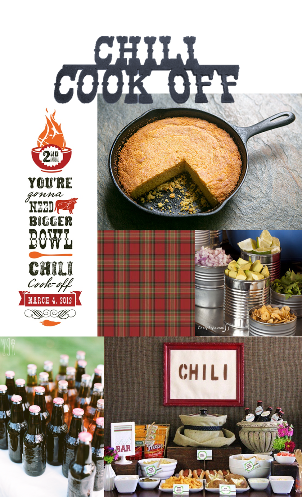 chili cook off, chili cook off party, chili cookoff, fall party ideas, chili cook off party ideas