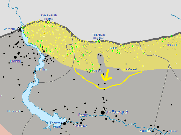 FOGG OF WAR The Kurds Strategic Chokehold of ISIS