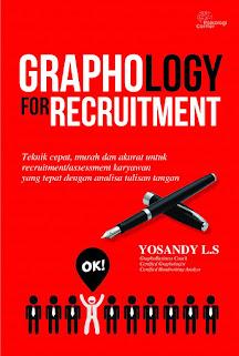 Buku Graphology for Recruitment