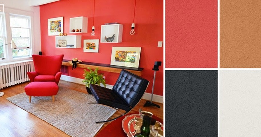 Wall Paint Colors Matching