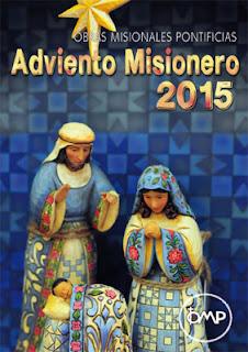 Recursos para celebrar el Adviento 2015 con los niños en clave misionera