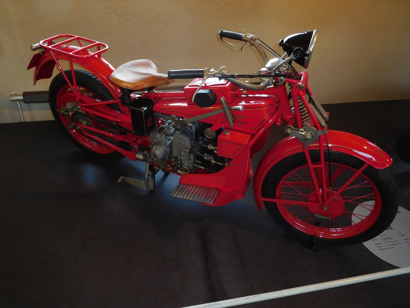 NYDucati: 1928-30 Moto Guzzi GT Norge