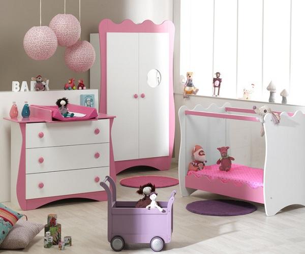 D coration b b chambre b b et d coration chambre for Accessoire chambre bebe