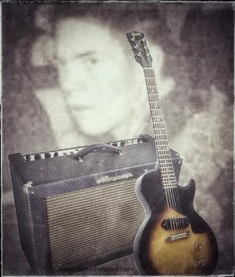 Neil Young Setup 1962-1963