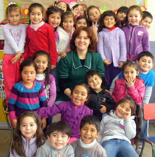 Compartiendo la alegría de aprender y de enseñar