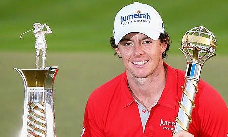 Rory McIlroy wins the US PGA Championship at Valhalla