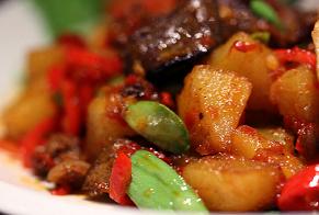 Resep Sambal Goreng Kentang Hati Ampela - Resep Masakan