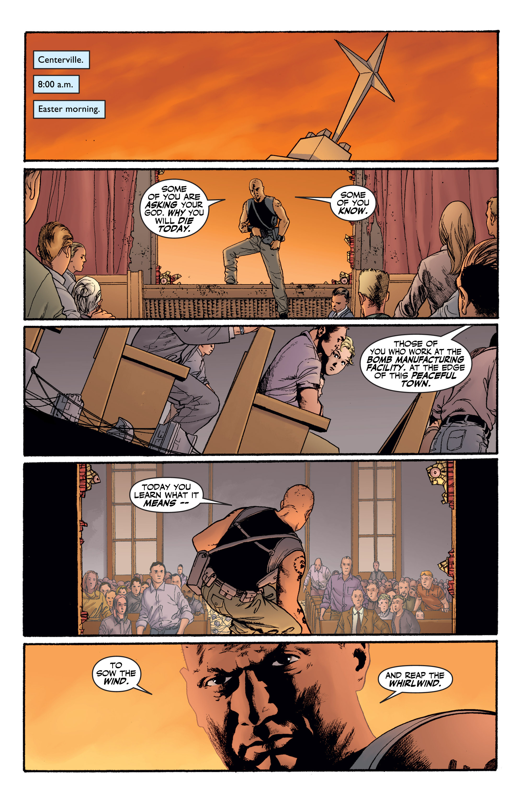 Captain America (2002) Issue #3 #4 - English 2