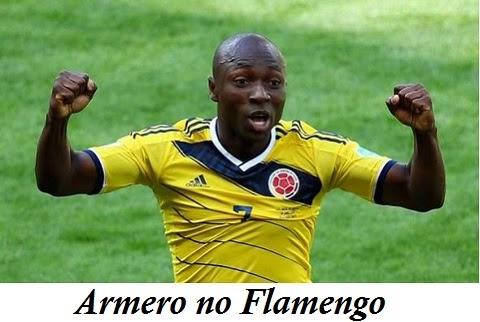 O novo reforço do Flamengo em 2015