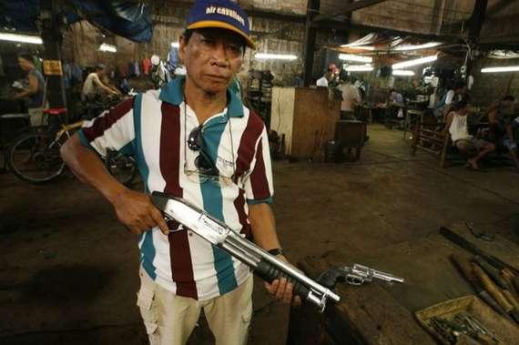 Kilang Senjata Api Haram 5