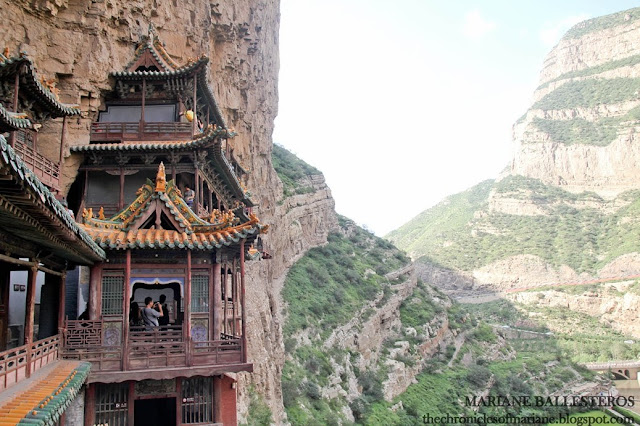 Hanging Monastery travel
