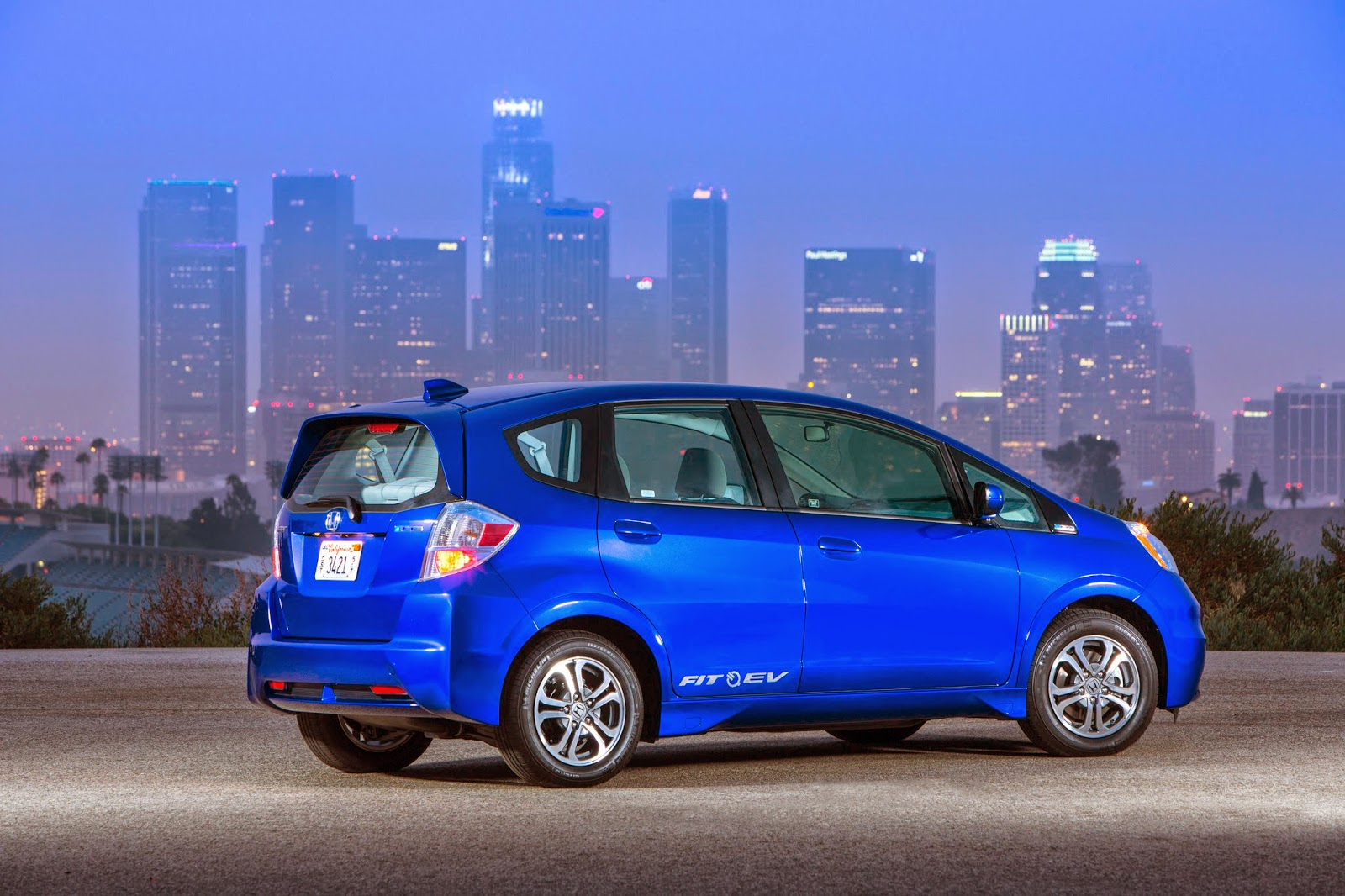 Honda honda fit ev range : Why You Should Want A Honda Fit EV And Who Will Make You Crazy ...