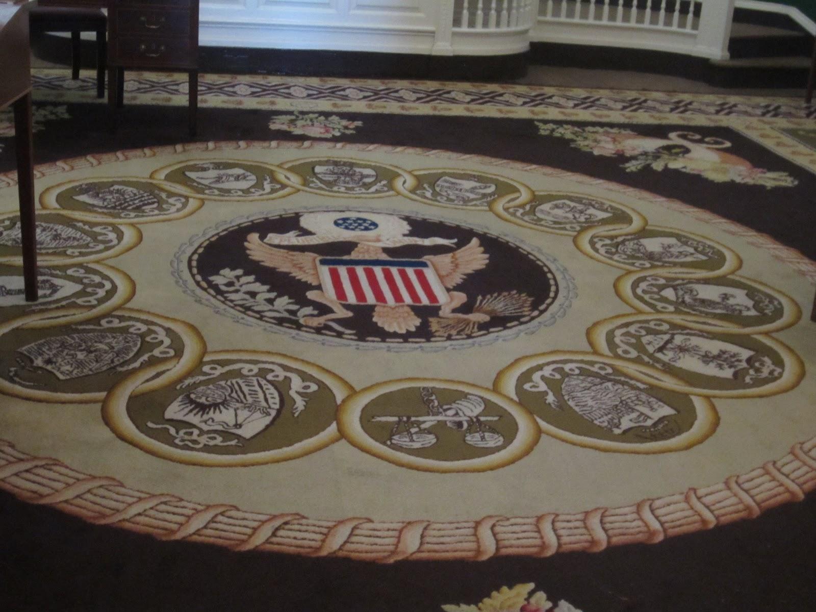 oval office carpet eagle. Eagle Oval Office Carpet