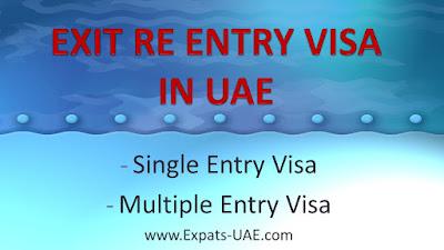 EXIT RE ENTRY VISA IN UAE