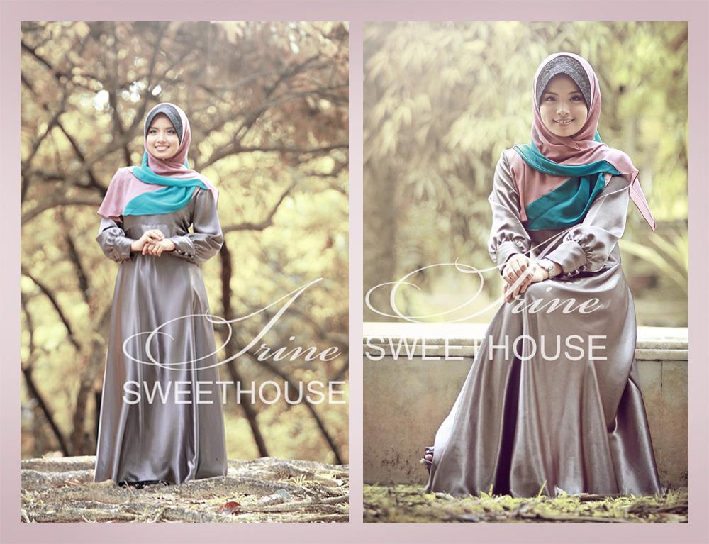 Jubah Kembang Bawah | blackhairstylecuts.com