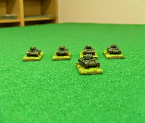 Heavy Tank Regiment with KV 1 picture 1