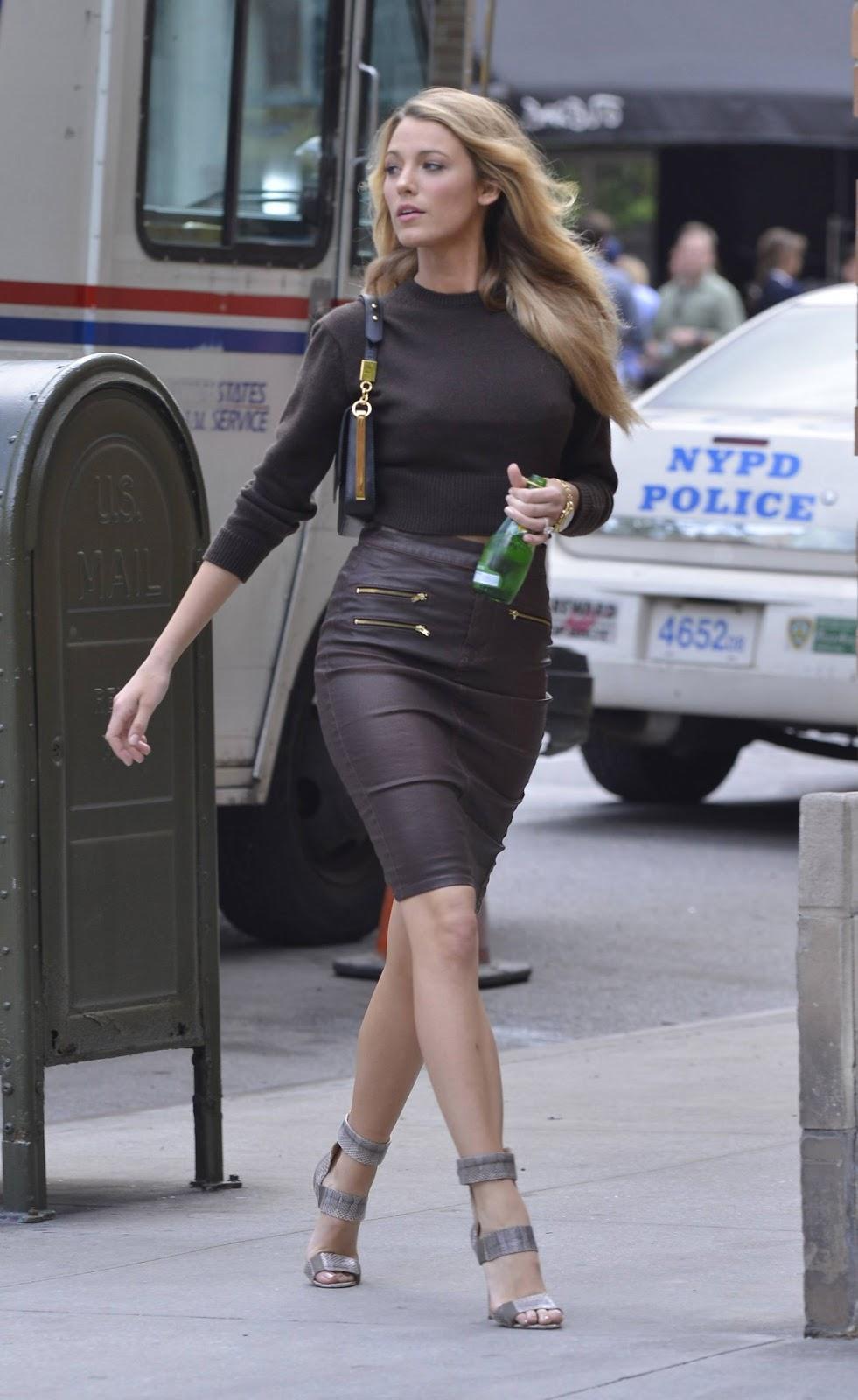 Trends fashion denim skirts make a comeback, ??????, ??? ????????? ???????