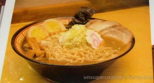 go-en The Japanese Ramen Shoppe Shoyu ramen