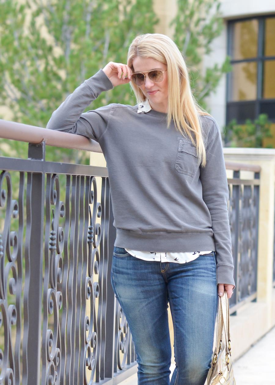 Weekend Vibes | Running Errands in Current/Elliott and Rag & Bone/JEAN | Luci's Morsels :: LA Denim Fashion Blog