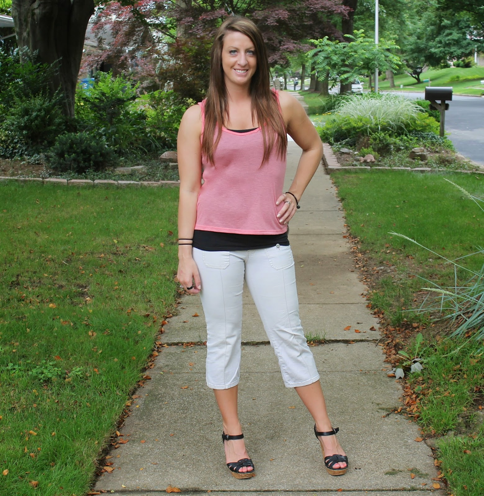 Sea of Pearls LA, Outfit of the day, outfits, tank top, casual
