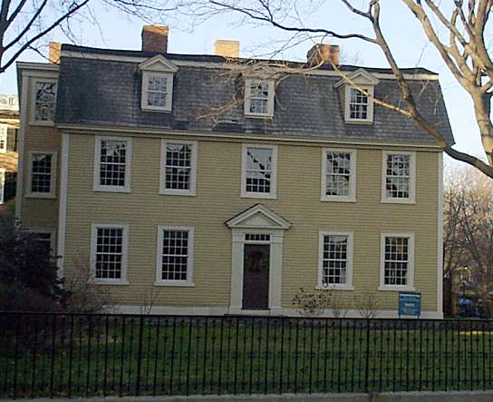 Architecture Colonial Houses In England: colonial home builders
