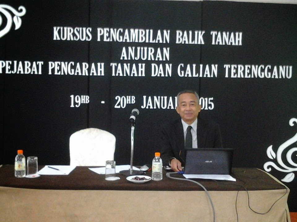 Ceramah Pertama 2015