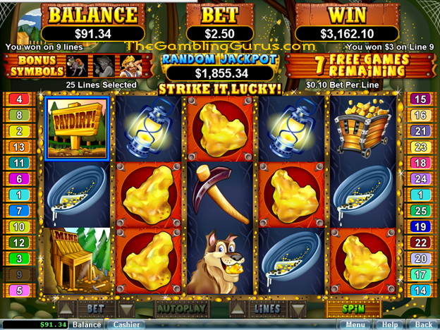 Paydirt Winning Screenshot 4