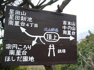 交野市・星田の山をハイキング
