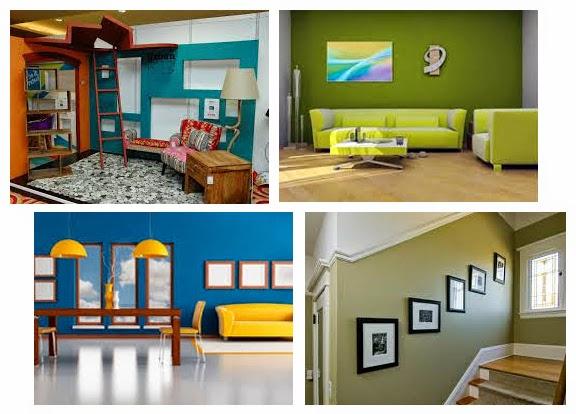 ide warna cat dulux untuk interior dan eksterior rumah