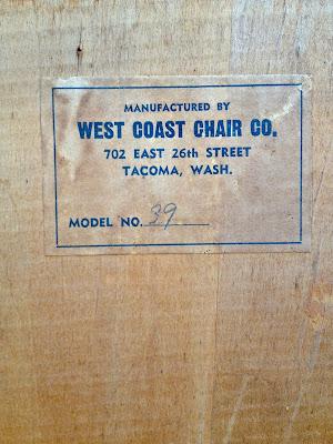 bistro chair west coast chair