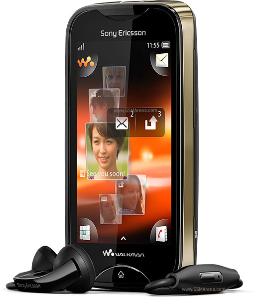 Spesifikasi Sony Ericsson Mix Walkman