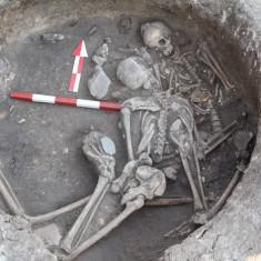 Μια ελληνική ανασκαφή στη Βουλγαρία.