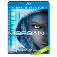 Morgan (2016) BRRip 720p Audio Dual Latino-Ingles