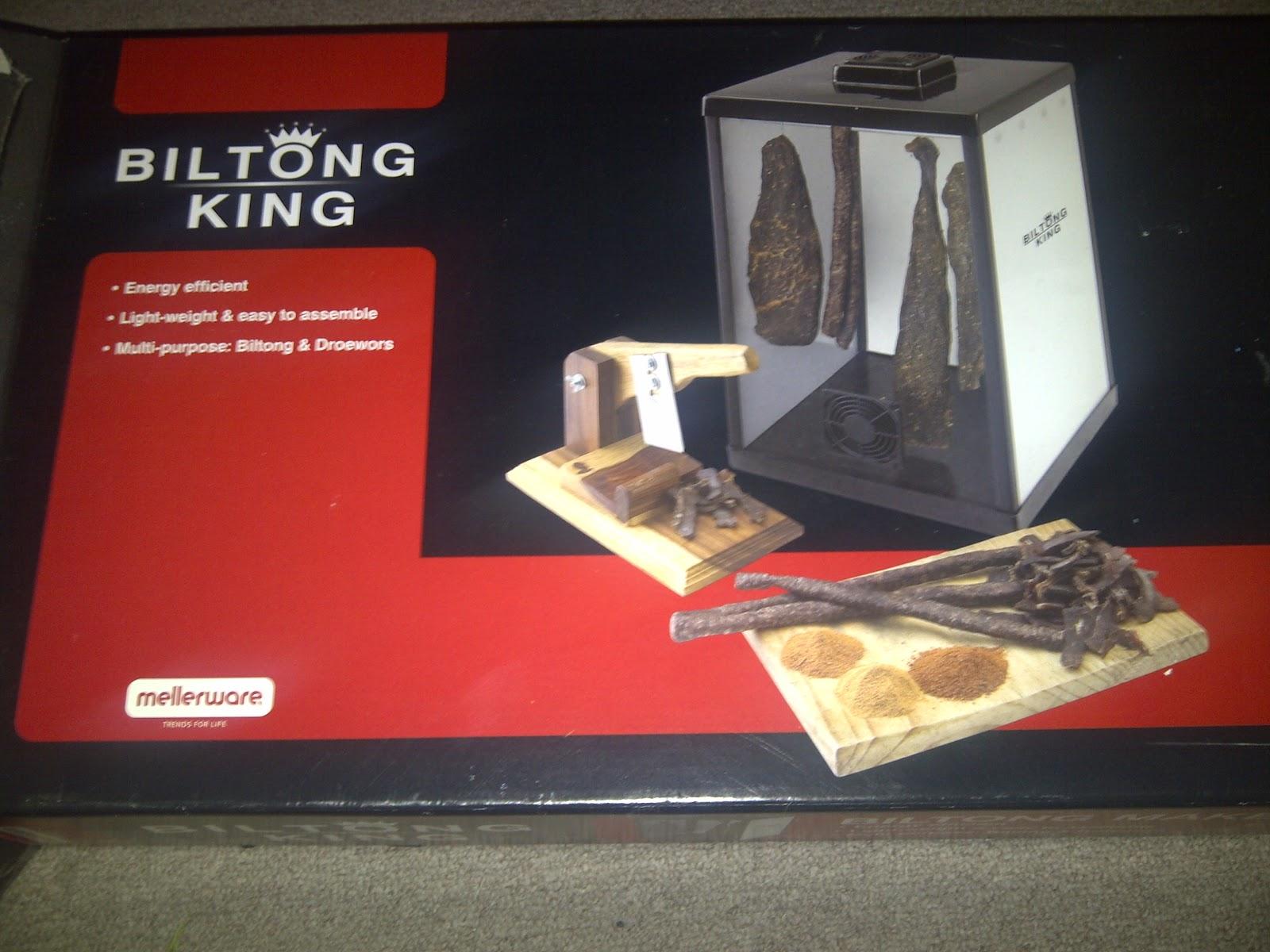 how to make biltong without a biltong maker