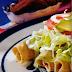 Tacos dorados de picadillo