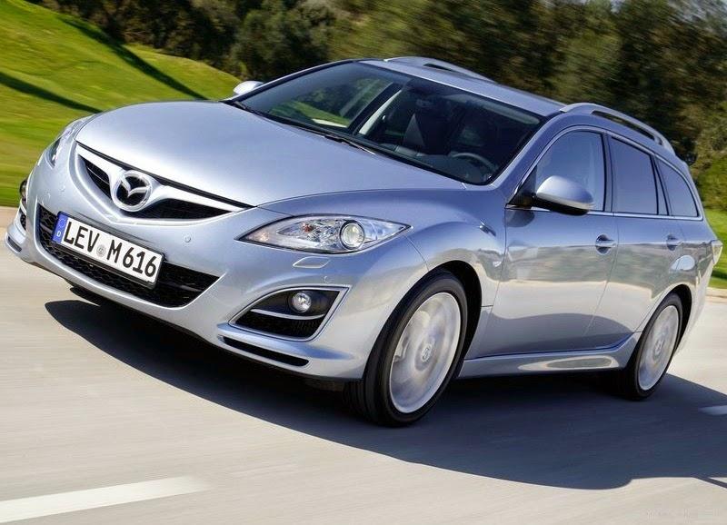 صور سيارة مازدا 6 واجن Mazda 6 Wagon 2011