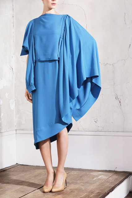 Maison Martin Margiela for H&M Blue Dress