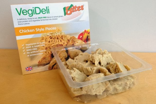 VBites VegiDeli Vegan Chicken Style Pieces