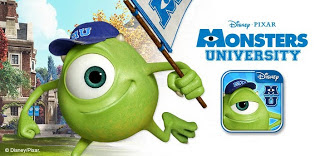 Monster University Catch Archie