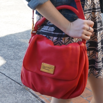 Away From Blie | Marc by Marc Jacobs Little Ukita bag in Rock Lobster