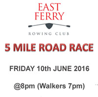 Scenic 5 mile race nr Midleton in East Cork...Fri 10th June
