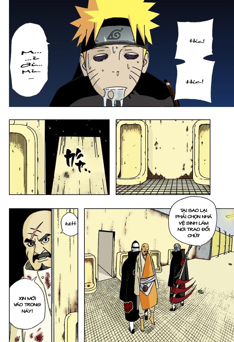 Naruto chap 320.Color Trang 14 - Mangak.info